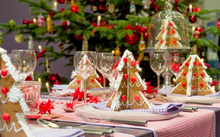 Новогоднее предложение - Ридна Хата - Кафе, ул. Красная, 65